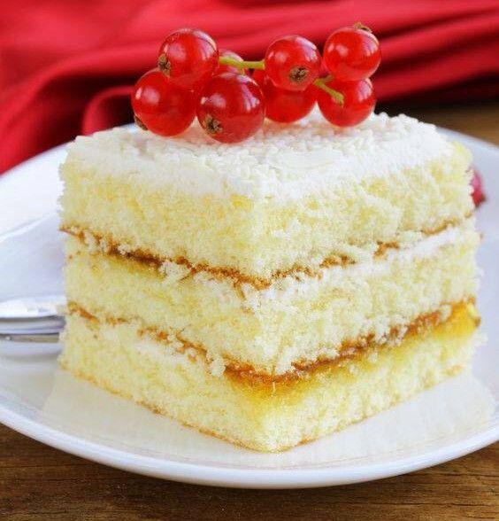 Ricetta torta paradiso yogurt