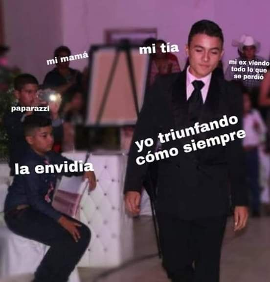 #Memes #Chistosos #Graciosos #Chistes #MiTia #MiEx #YoTriunfando