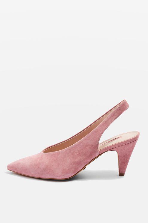 Prix Incroyable Sortie Ordre D'achat Pas Cher Topshop Chaussures fantaisie avec empeigne en V Originale Sortie vjIcqZ