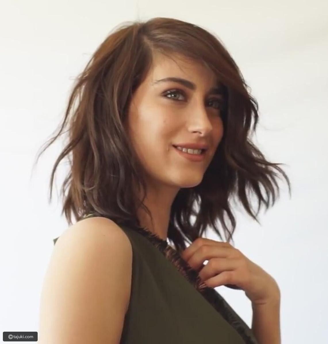 تسريحات الممثلة التركية هازال كايا المعروفة بنهال Hair Styles Long Hair Styles Beauty