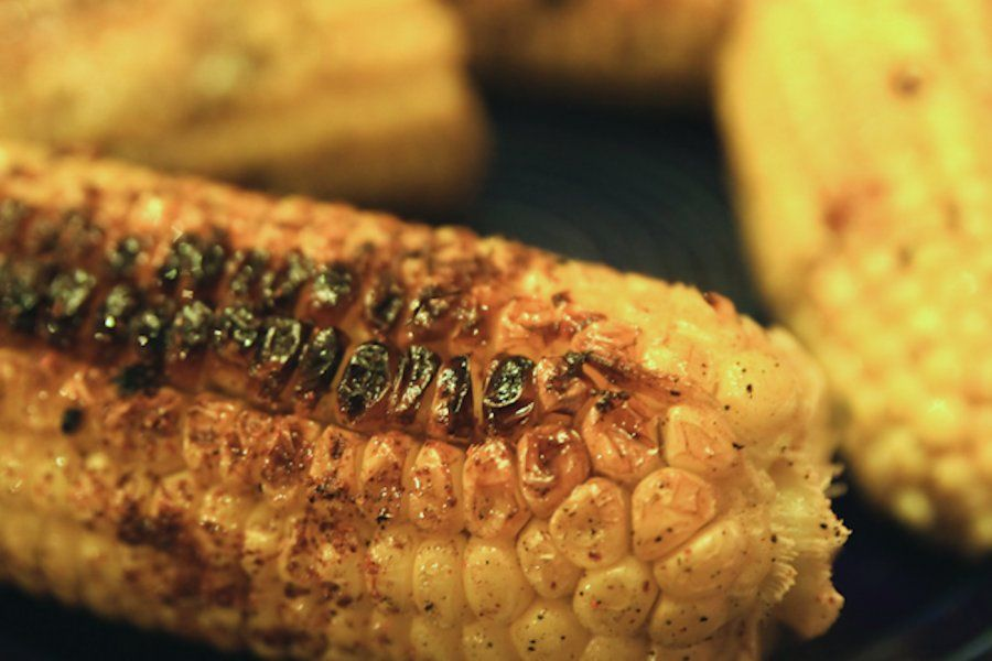 Fire-Grilled Chili Lime Corn Cobs from Food Republic (http ...