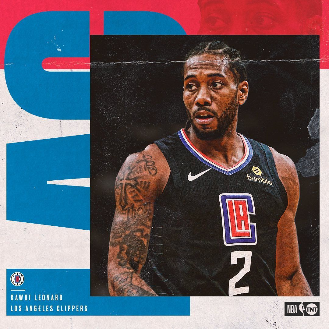 Nba On Tnt On Instagram Kawhi Leonard Will Sign With The Clippers Per Chrisbhaynesnba Nba Sports Advertising Los Angeles Clippers