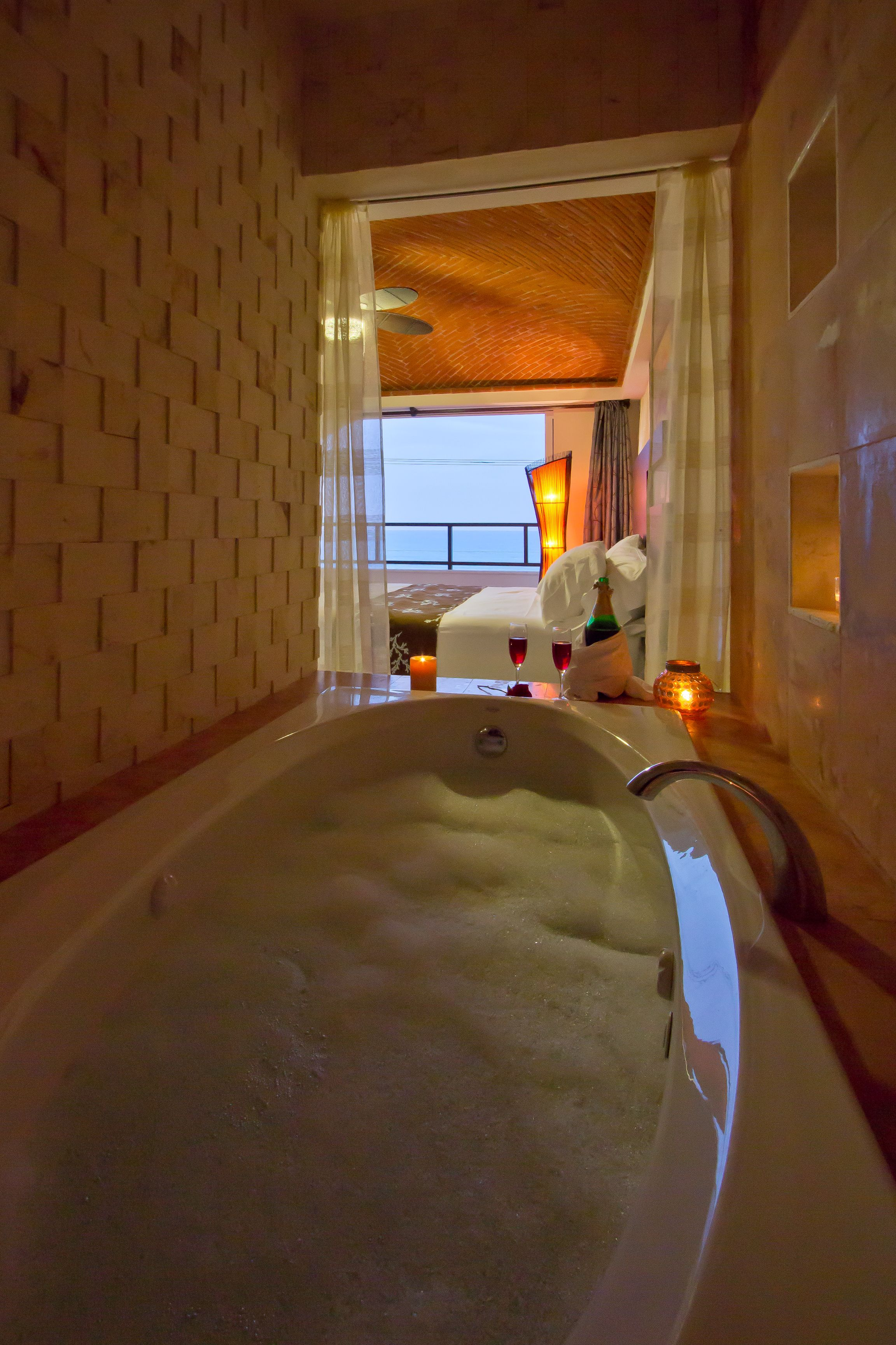 One Of Our Jacuzzi Suites In The Governors Club Madison,