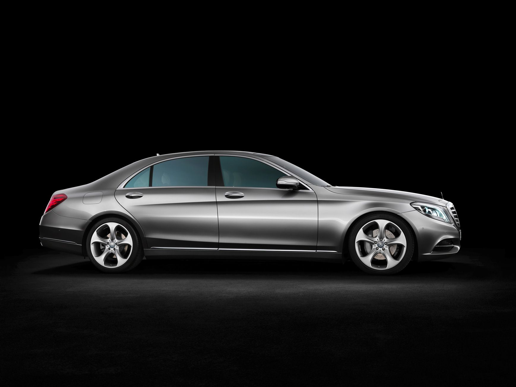 Presenting the all-new 2014 S-Class. It's the best car in the world. Again.