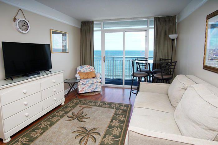 Atlantica Resort Ii 1151 Lovely 2 Bedroom Corner Unit Offering Fantastic Views A Resort Condominium Located Directly On The Oceanfront In Myrtle Beach Vacation Rentals Bedroom Corner Myrtle Beach Vacation