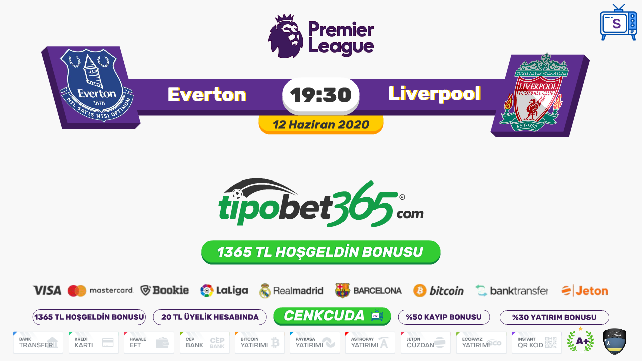 S Sport 1 Izle Everton Liverpool Sifresiz Canli Mac Liverpool Premier Lig Mac