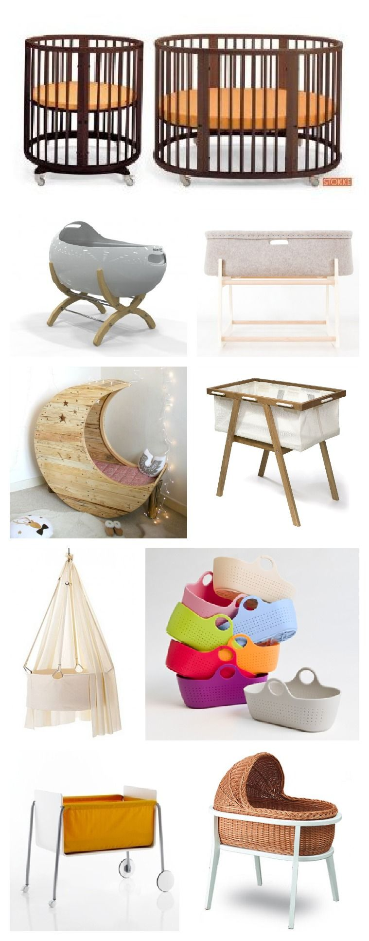 The BG Guide to… cribs, cradles and bassinets   Muebles de bebe ...