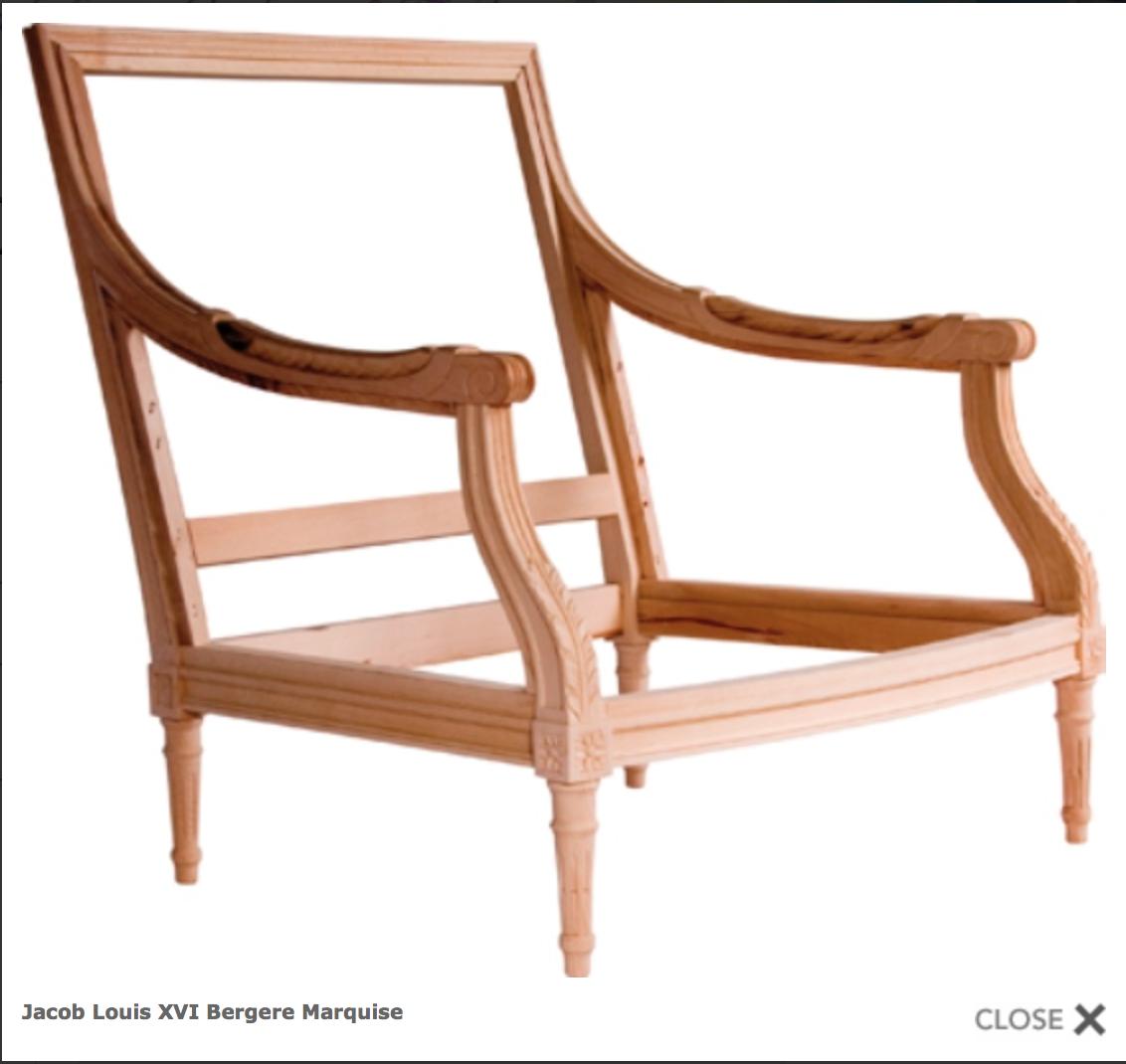 Http Www Meuble Decore Com Jacob Louis Xvi Bergere Marquise Couleurs Et Matieres Us 4 3303 Cfm Occasional Chairs Creative Furniture Bergere Armchair