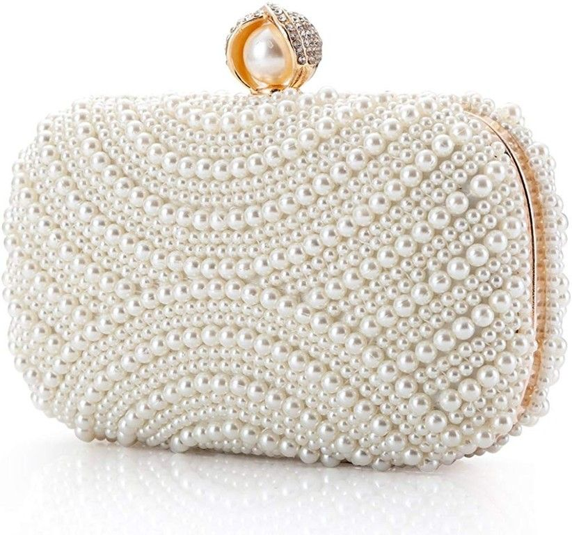 24 Bridal Clutches To Complete Your Wedding Day Look In 2020 Bridal Clutch Purse Wedding Clutch Purse Ladies Clutch