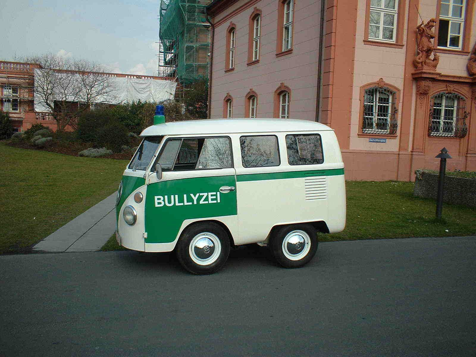 vw bus t1 typ 23 gek rzt bullyzei ebay t1 pinterest vw busse polizeiautos und bulli t1. Black Bedroom Furniture Sets. Home Design Ideas