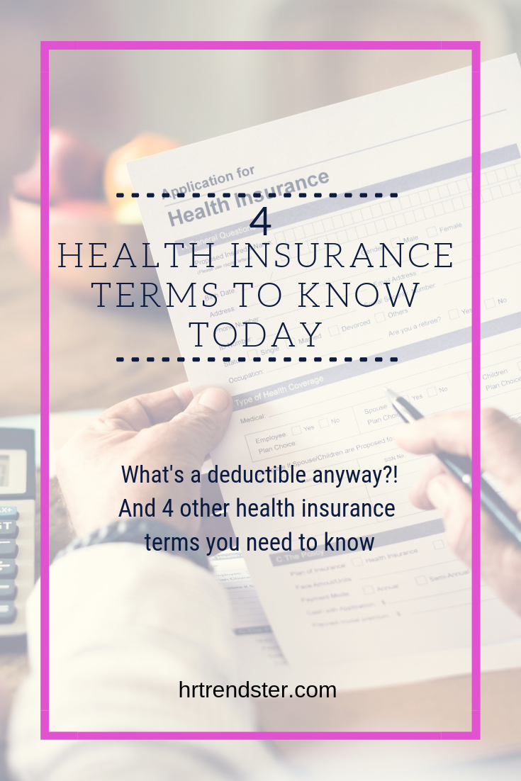 What is a health insurance deductible? What are these