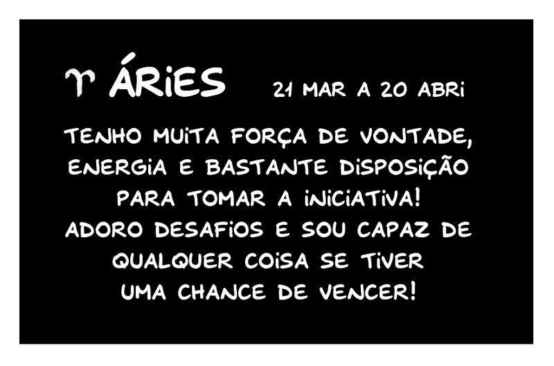 Eu E Os Outros Frases Signos Aries Aries E Signs