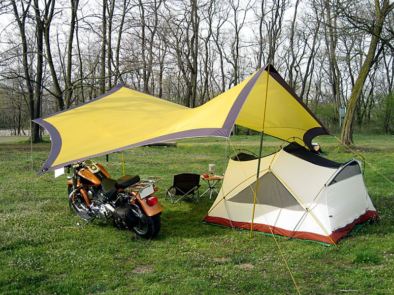 Two tarps Kelty Noah and MSR Zing & Two tarps: Kelty Noah and MSR Zing | Camping | Pinterest