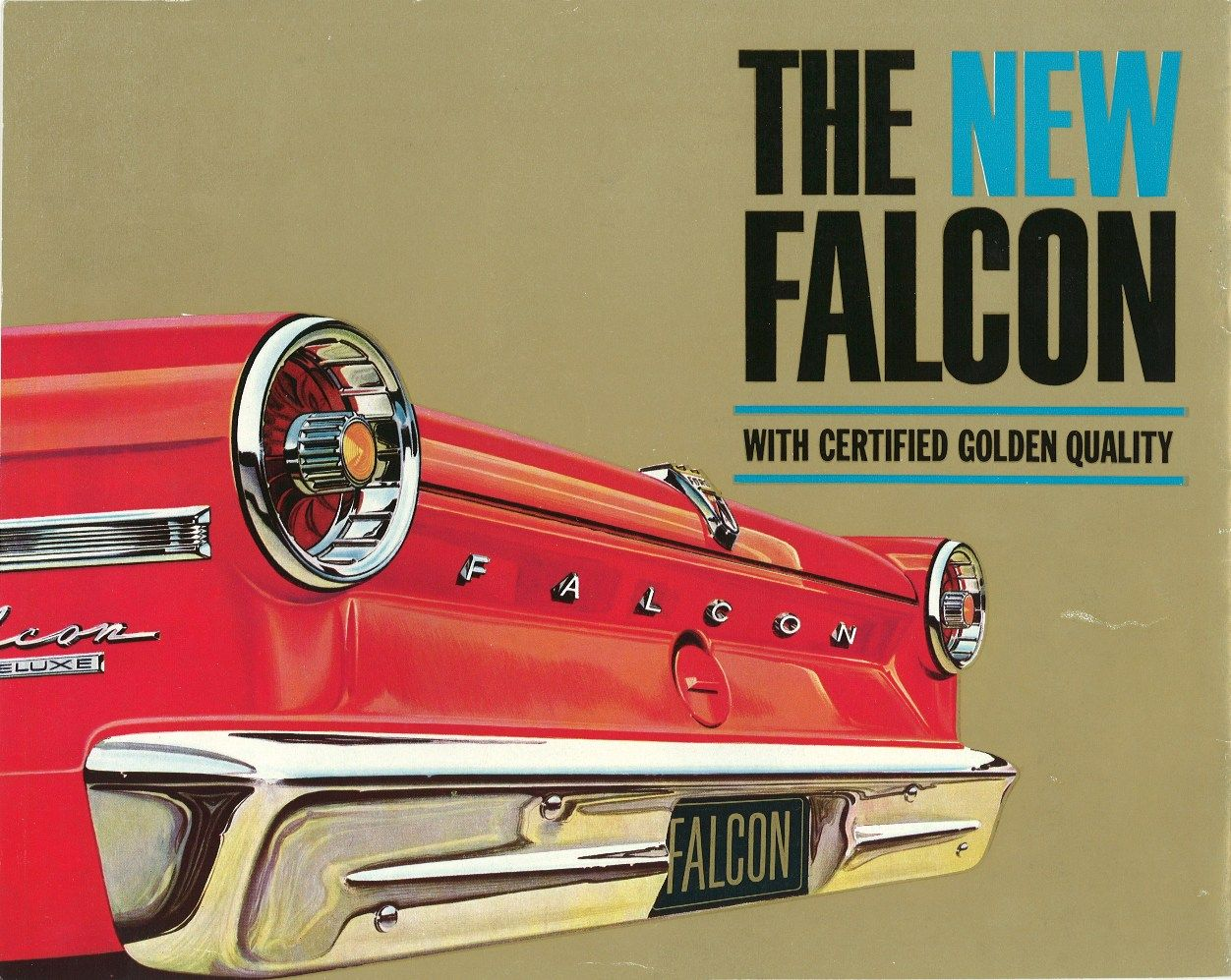1964 Ford Falcon Deluxe Brochure-19 · Ford FalconCar AdvertisingCar Parts FalconsClassicAustralian ... & 1964 Ford Falcon Deluxe Brochure-19 | Automotriz / Cars ... markmcfarlin.com