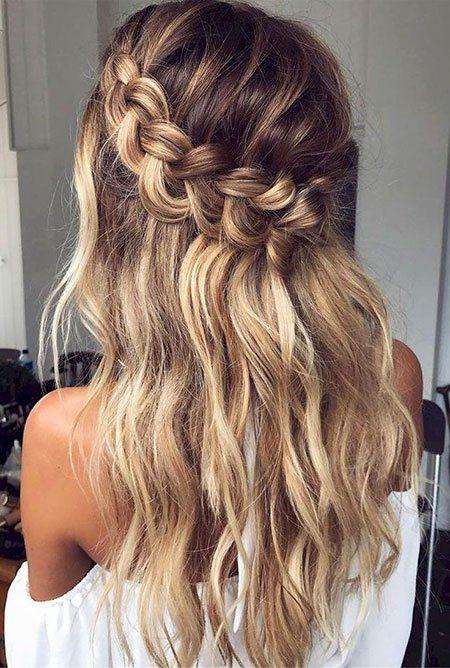 25 Wedding Hairstyles For Long Hair 22 Wedding