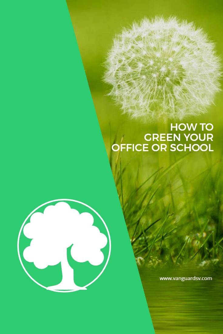 Greening the bottom line