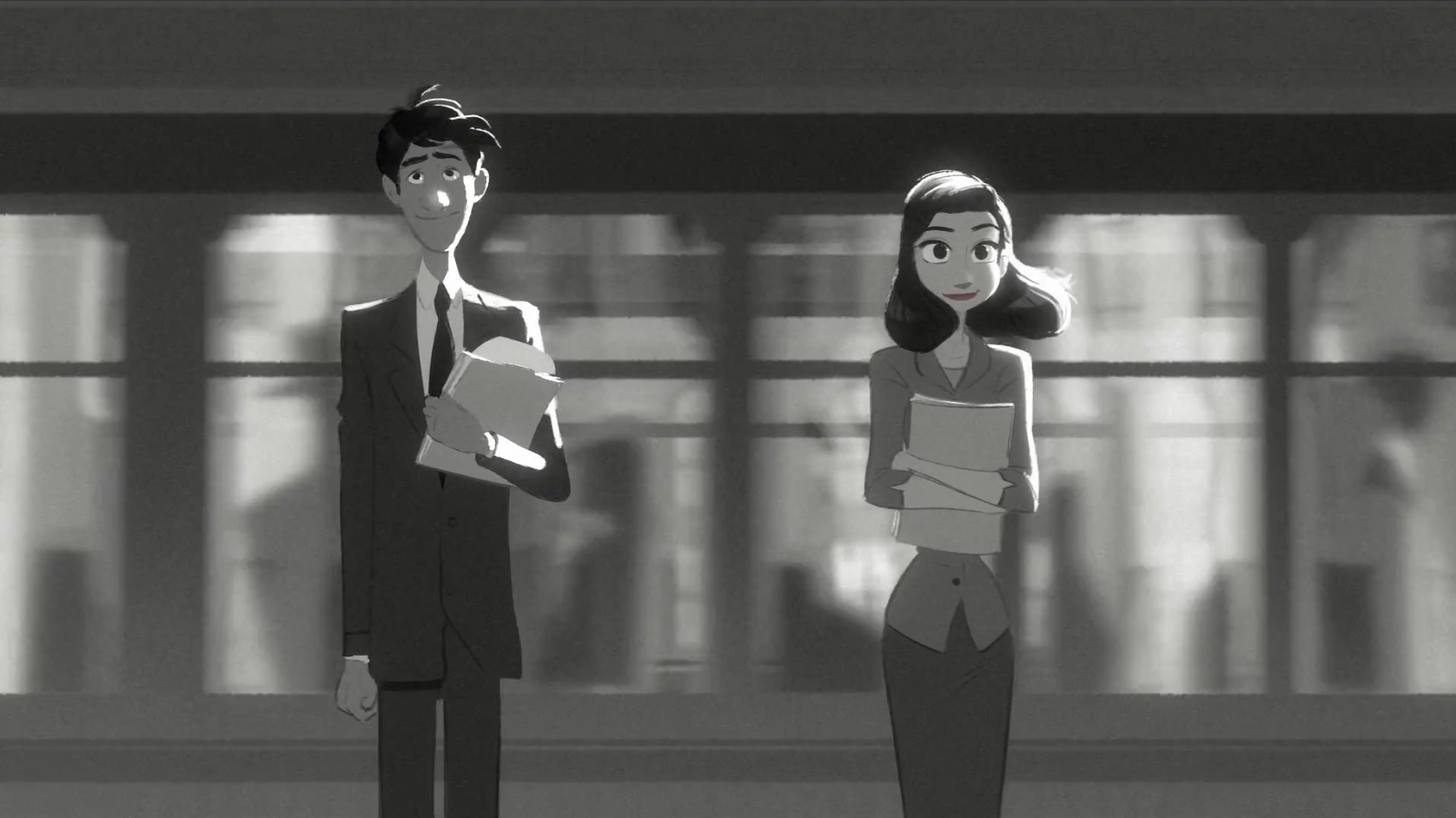 Paperman Background Wallpaper ...
