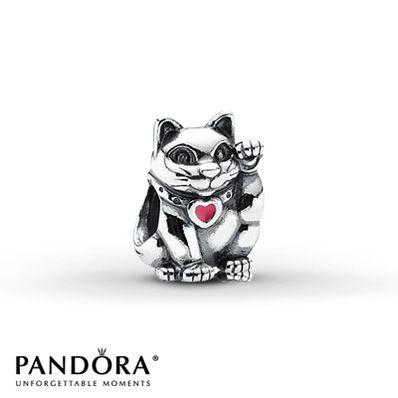 cat pandora charms