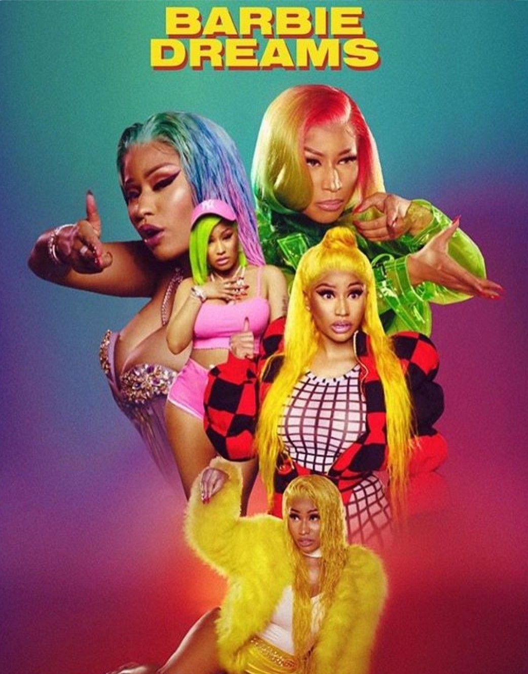 quality products factory outlet new style NickiMinaj #Queen 💞🌈🦄✨🎀 | Random stuff in 2019 | Nicki ...