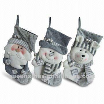 Free Christmas Stocking Patterns   ANGEL CRAFT FREE PATTERN SEWING ...