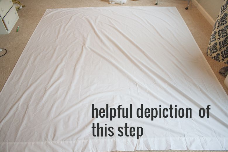 Tutorial How To Make A Diy Pintuck Duvet Cover Pintuck Duvet Pintuck Duvet Cover Duvet Cover Diy
