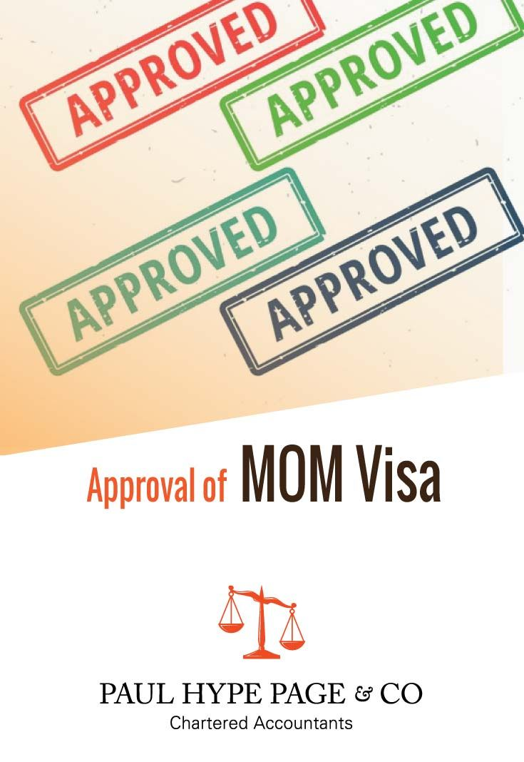 Getting your visa approved by Ministry of Manpower Singapore