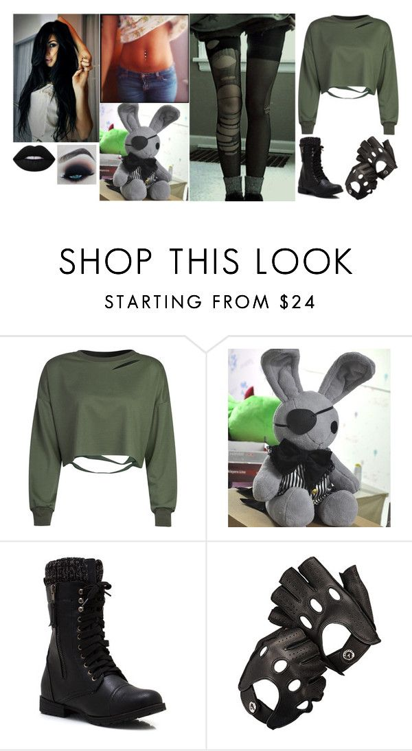 """Untitled #1053"" by elisacaruanakelly ❤ liked on Polyvore featuring WithChic, Aspinal of London and Lime Crime"