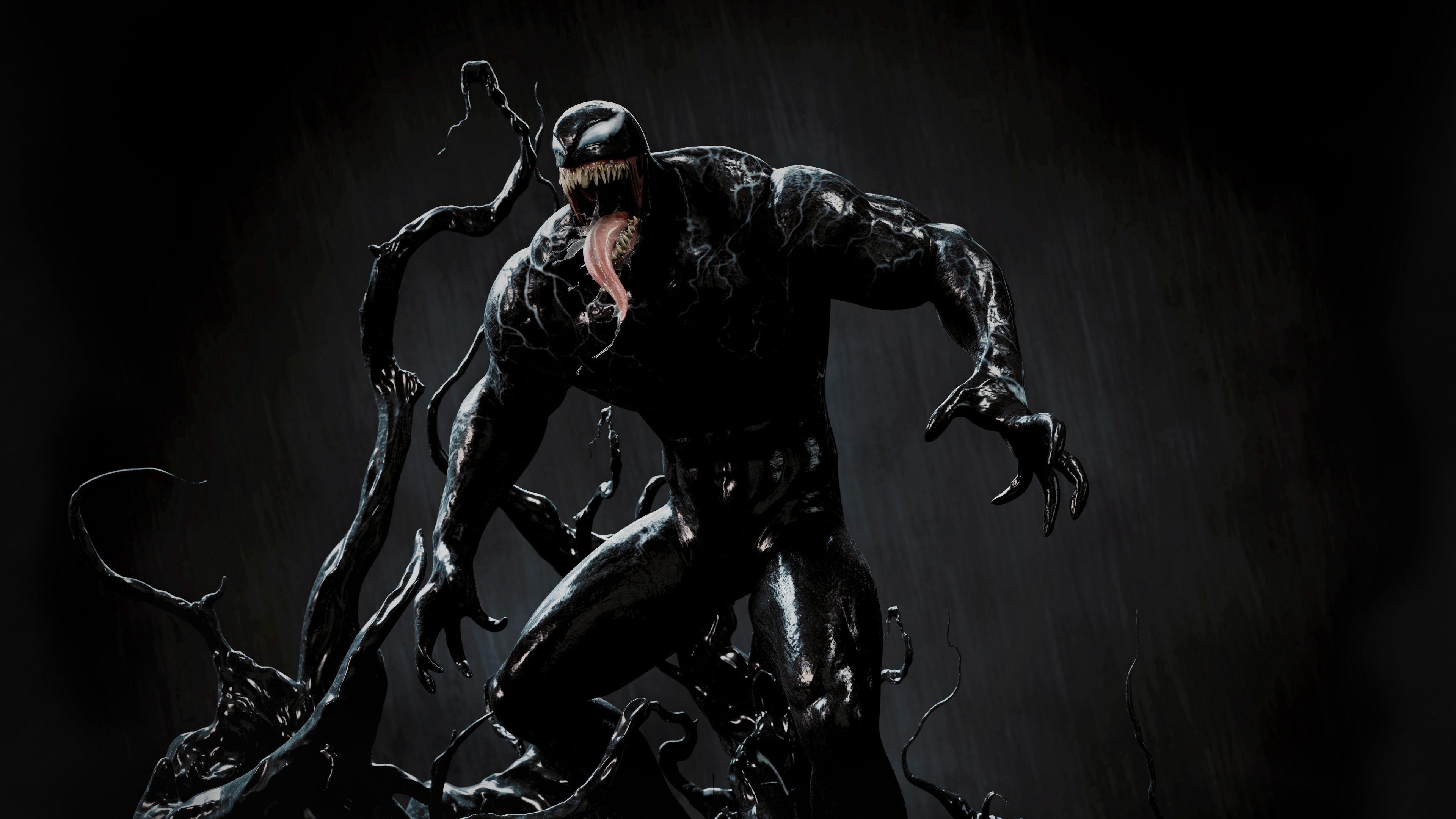 Venom Wake Up Again 4k Venom Wallpapers Superheroes Wallpapers Hd