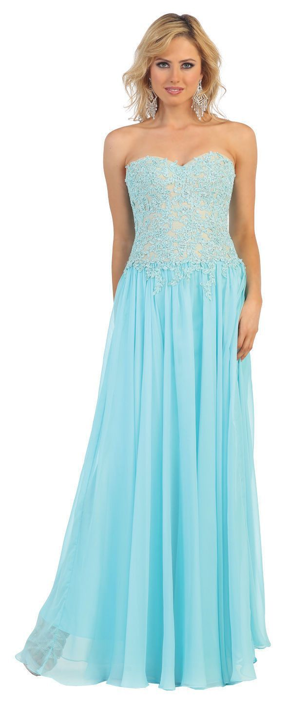Long prom formal party dress evening gown dresses pinterest