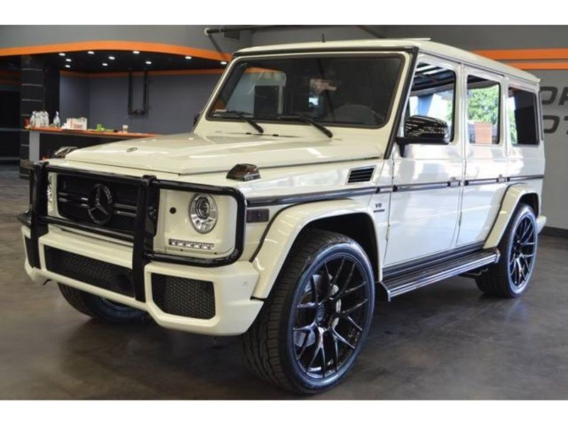 Mercedes Benz G Wagon Used 2013 Mercedes Benz G Class G63 Amg Mercedes G Mercedes G Wagon