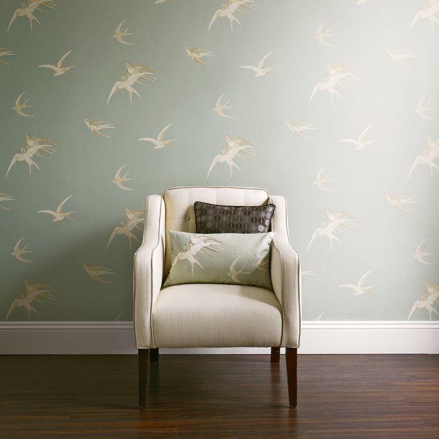 Shop On-line For Sanderson Wallpaper, Shipping Across USA