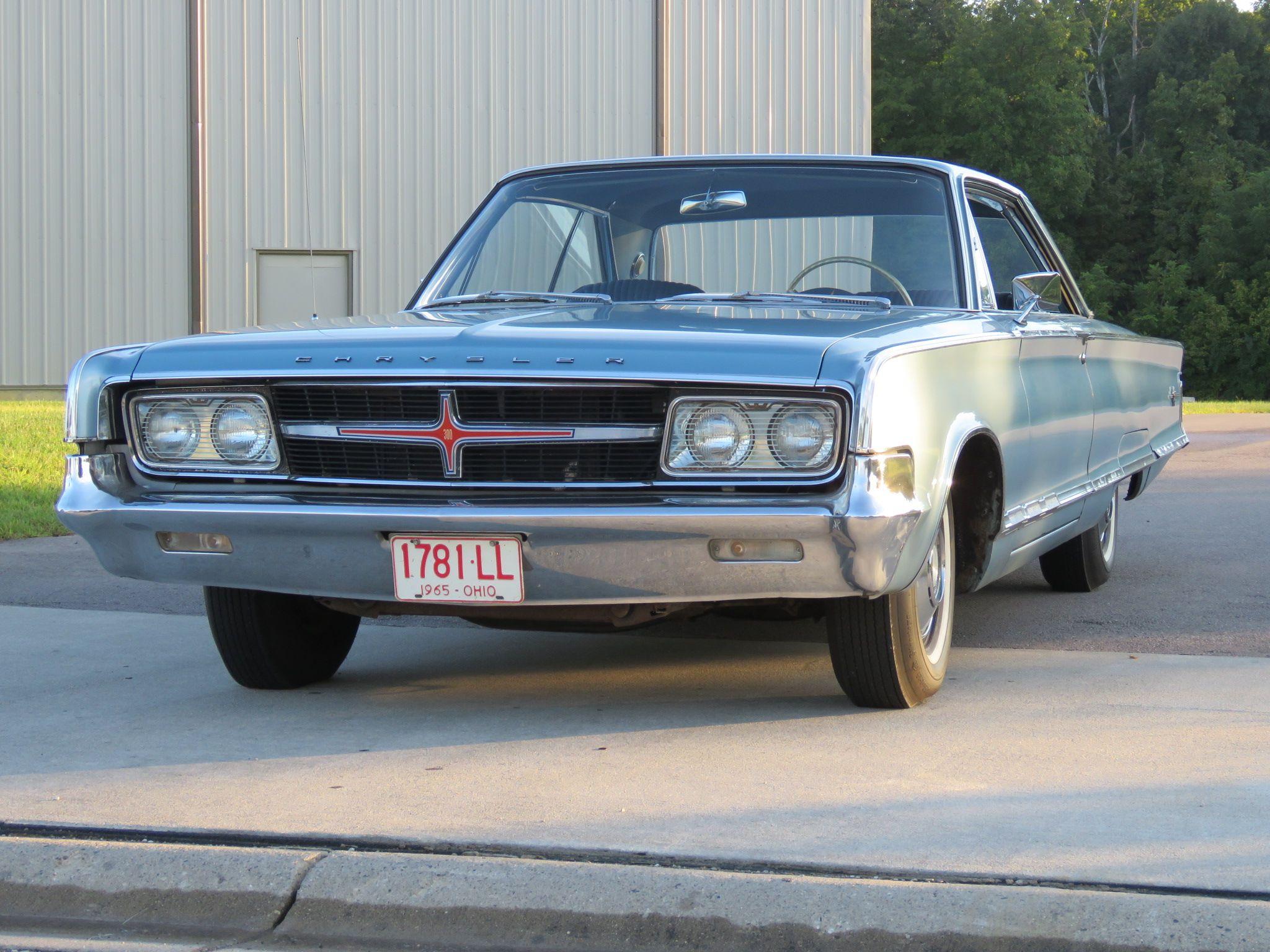 1965 Chrysler 300 Chrysler 300, Chrysler, Aftermarket