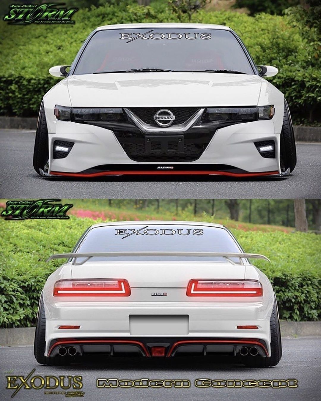 2021 Nissan Silvia Picture