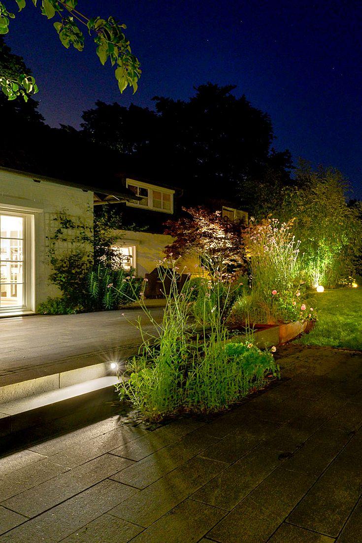 Indirekte Beleuchtung Im Garten Prediger Garten Gartenbeleuchtung Indirekte Beleuchtung