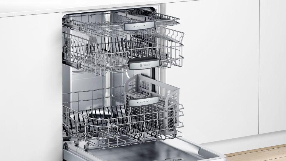 How To Buy A Good Dishwasher In 2020 Steel Tub Built In Dishwasher Bosch Dishwashers