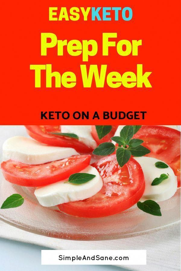 Learn how to do Keto: a little planning is needed to get it right!…