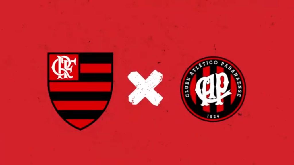 Flamengo x Atlético-PR AO VIVO em tempo real  026c11739d279
