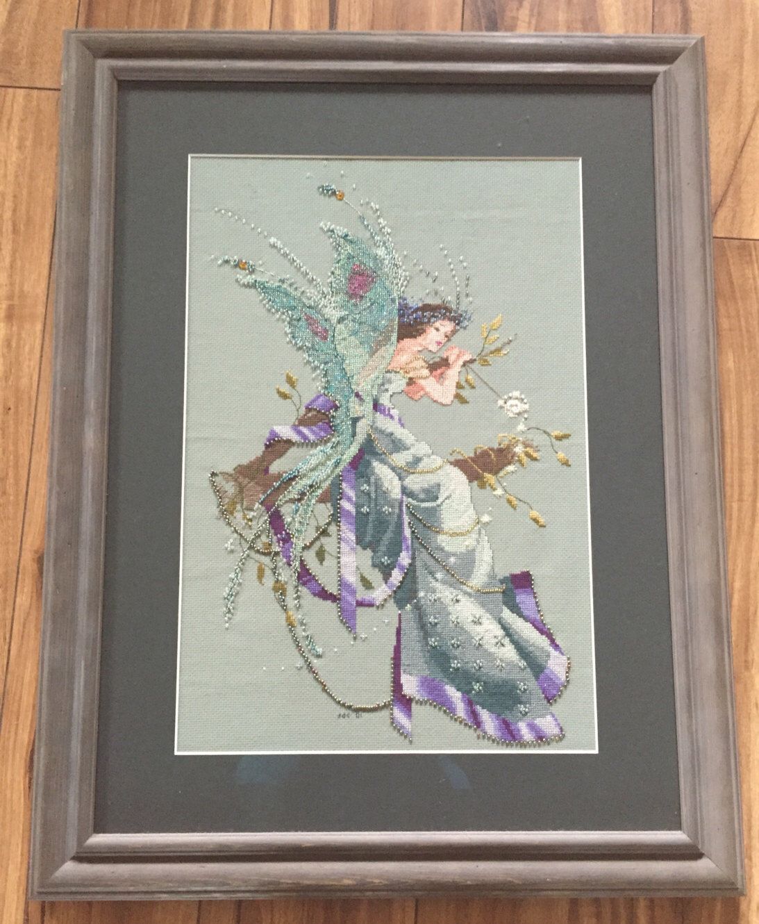 A personal favorite from my Etsy shop https://www.etsy.com/listing ...