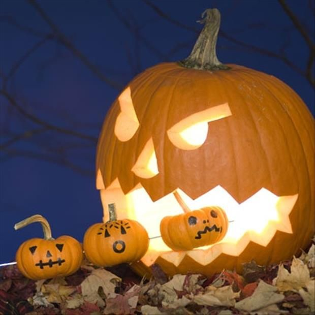 pumpkin ideas (24) | halloween!!!! | Pinterest | Pumpkin ideas ...
