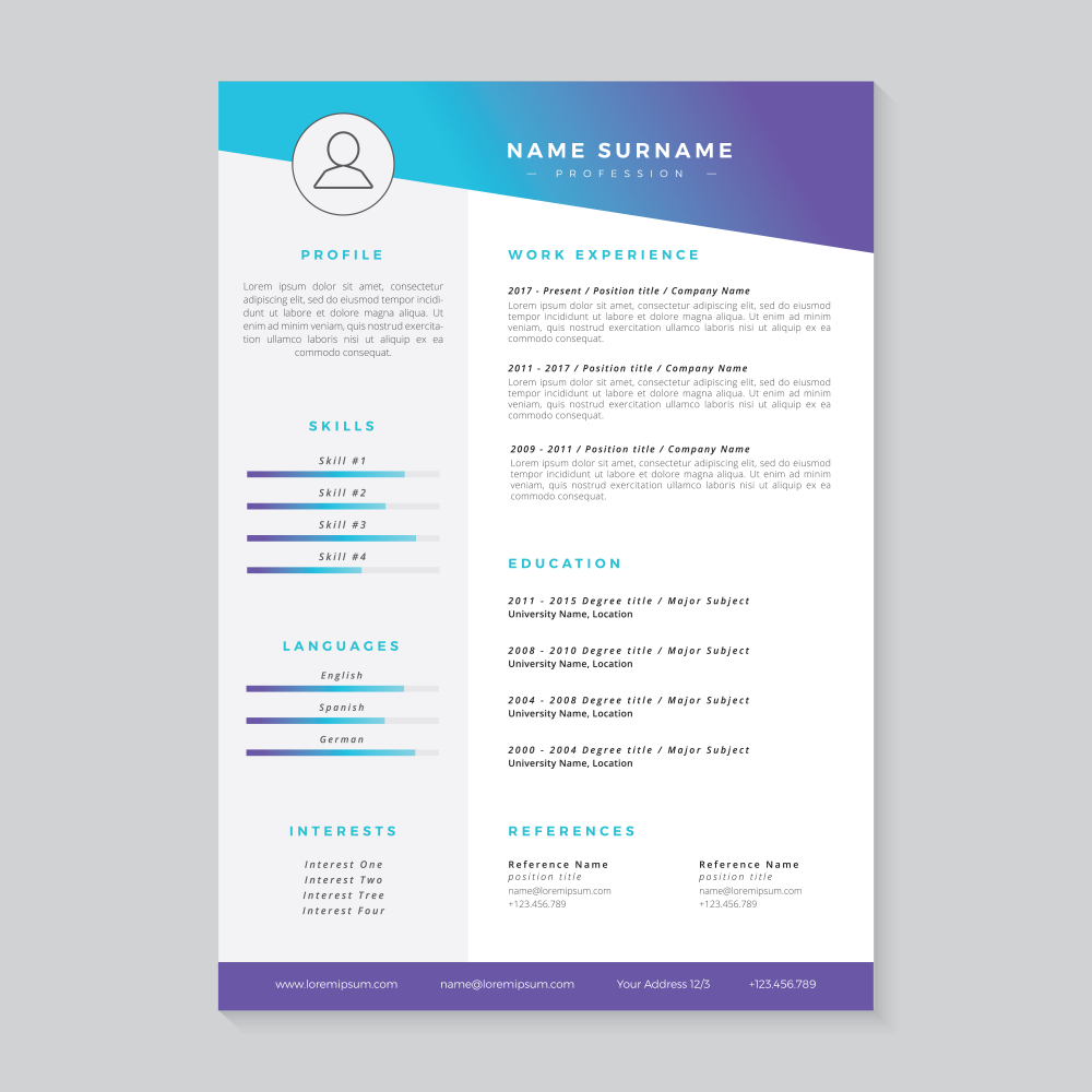 What are some of the most interesting resumes? (Có hình ảnh)
