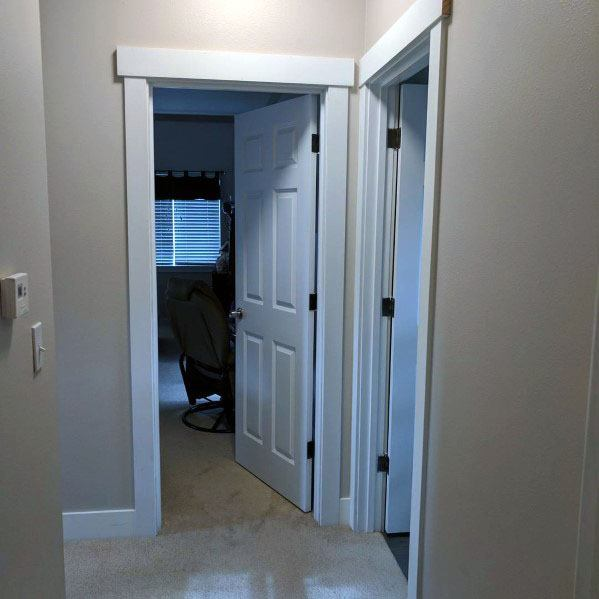 Top 50 Best Interior Door Trim Ideas Casing And Molding Designs Interior Door Trim Doors Interior Interior