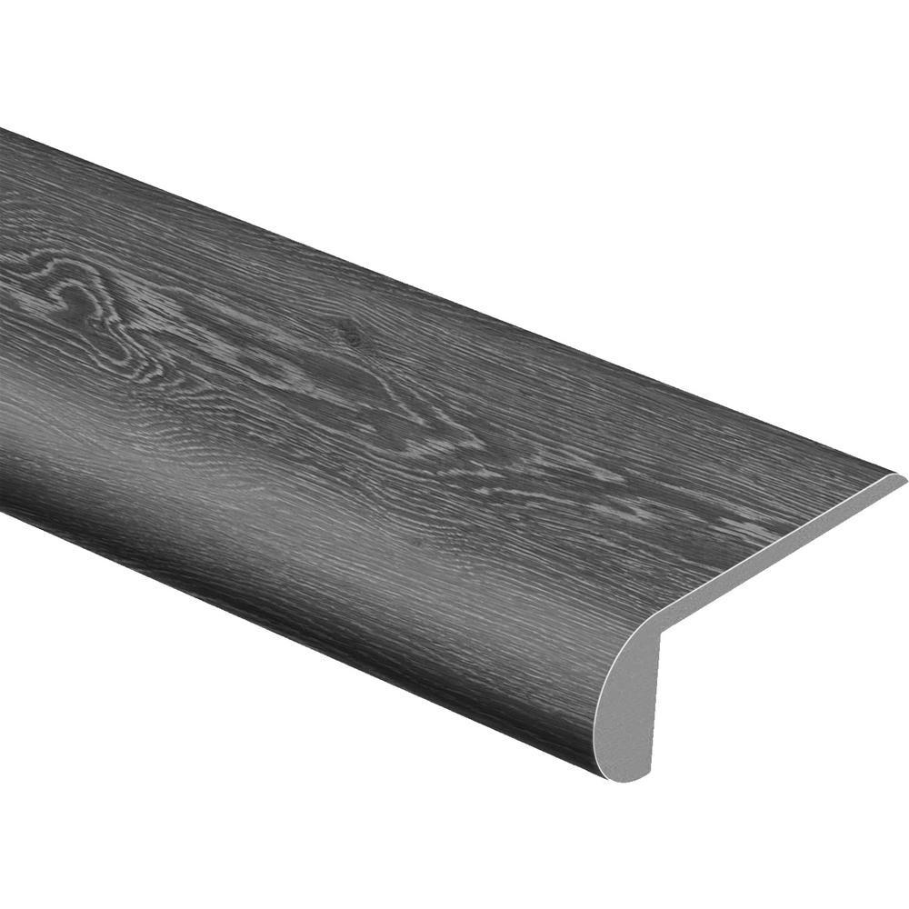 Zamma Sterling Oak Gray Birch Wood 1 In Thick X 3 In