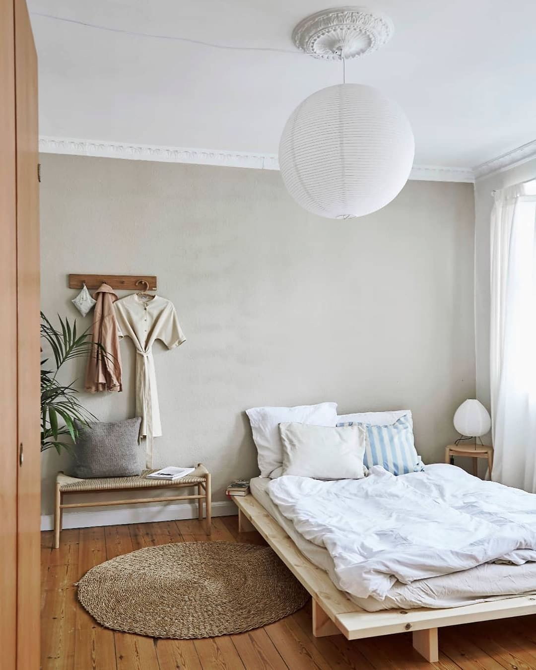 Karup Design On Instagram Your Japanese Room Where The Weekends Should Be Spent Japanese Inspired Bedroom Scandinavian Interior Bedroom Bedroom Interior
