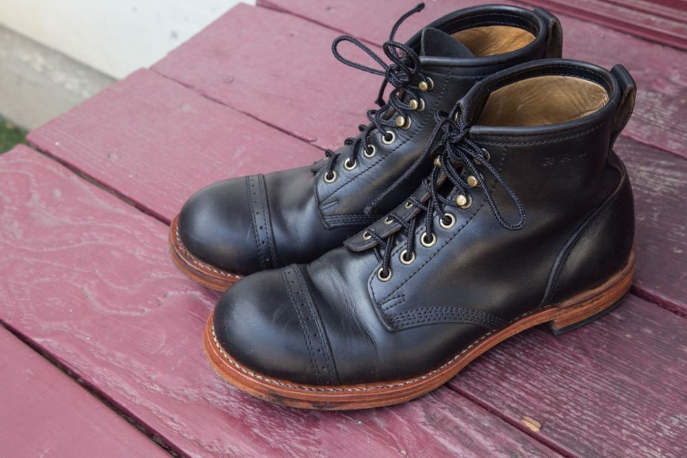 23c2b304ecf RRL bowery boots julian made size 8 #RRL #Military | !!Footwear-Men ...