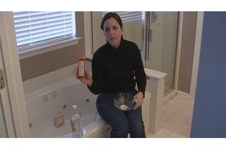 How To Remove Rust Stains From A Fiberglass Bathtub Remove Rust