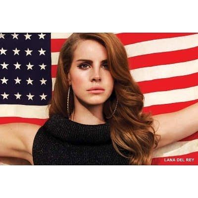 American Flag Pouty Faced Lana Del Rey Posters 21 Things You Will See In Every College Dorm Room Lana Del Rey Concert Lana Del Rey Lana Del Rey Lyrics