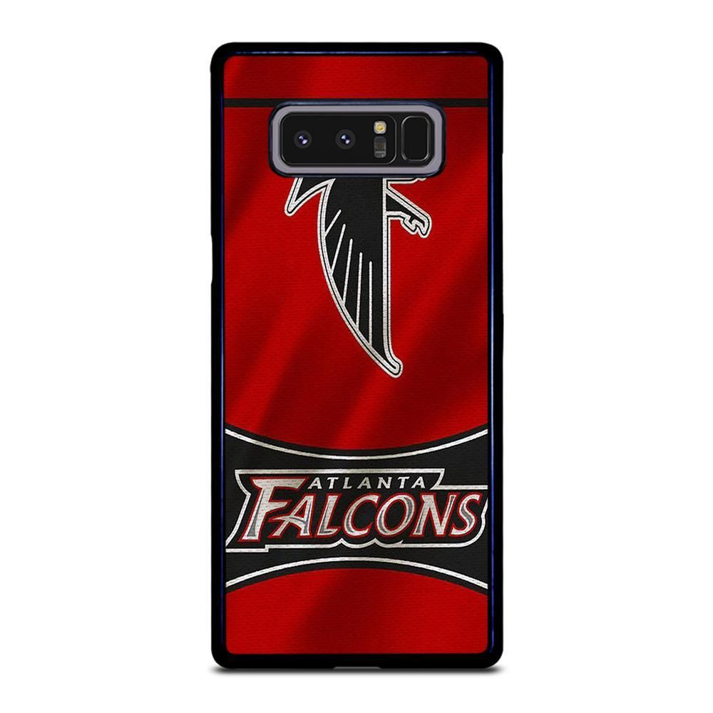ATLANTA FALCONS NFL FLAG Samsung Galaxy Note 8 Hülle  - Samsung Galaxy Note 8 Case -