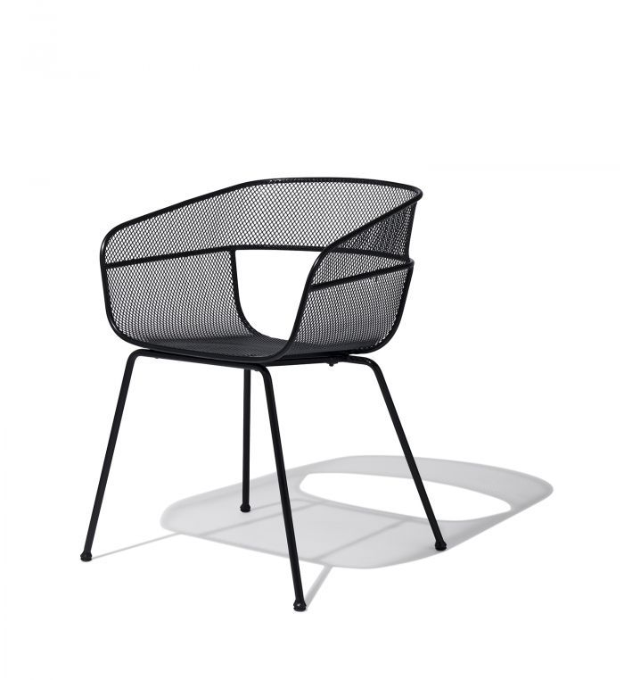 Scoop Chair | Outdoor chairs, Outdoor dining furniture ...