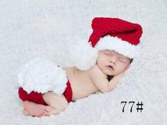 disfraces navideños para bebe tejidos a mano - Buscar con Google