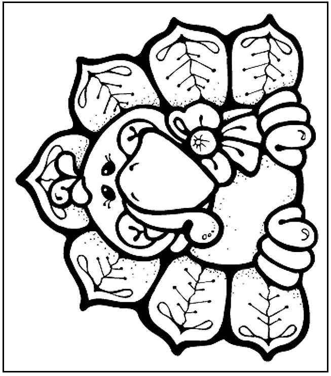 Turkey coloring page | Places to Visit | Pinterest